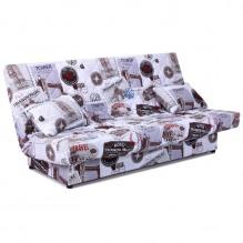 Диван Ньюс Travel с двумя подушками