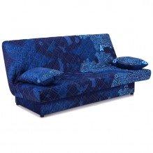 Диван Ньюс State Blue с двумя подушками