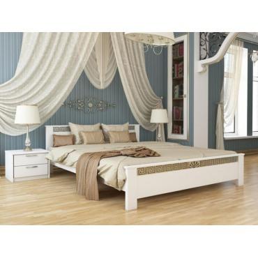 Кровать Афина-массив бука Эстелла