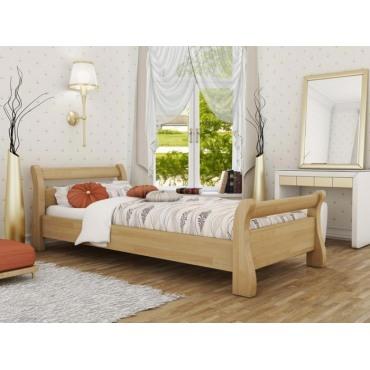 Кровать Диана односпальная-массив бука Эстелла