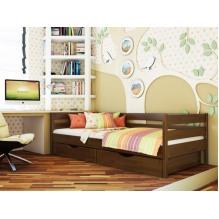 Кровать Нота односпальная-щит бука