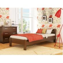 Кровать Рената односпальная-щит бука