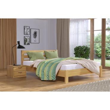 Кровать Рената Люкс-массив бука Эстелла