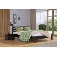 Кровать Рената Люкс односпальная-щит бука
