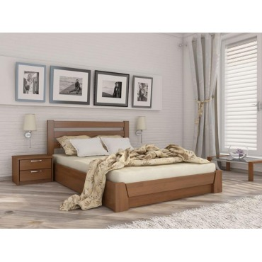 Кровать Селена-щит бука Эстелла