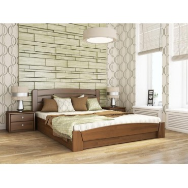 Кровать Селена Аури-массив бука Эстелла
