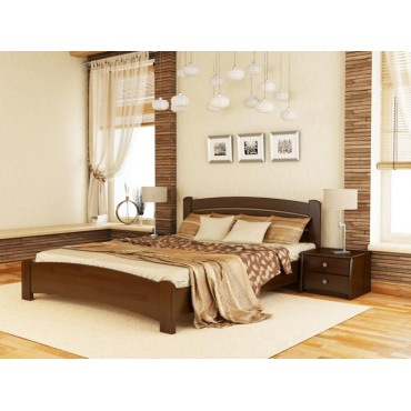 Кровать Венеция Люкс-массив бука Эстелла