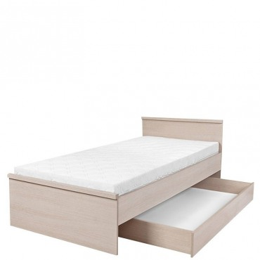 Нумлок Кровать с ящиком SZU BRW-Украина