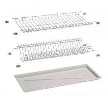 Комплект сушка для посуды 600 мм