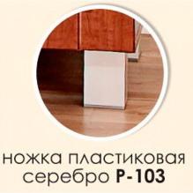 Комплект ножек пластиковых Р-103 (2шт)