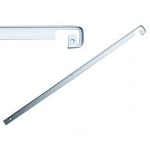 Стыковочная планка на столешницу прямая U, 28мм R=6мм, алюминиевая