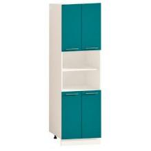Шкаф П60.214.4Д Вар.1 под духовку или микроволновку серии Эко
