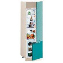 Шкаф П60.214.2Д Вар.6 под встроенный холодильник серии Эко