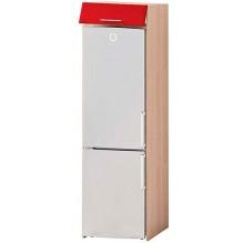 Т-2897 пенал под холодильник низ серии Хай-Тек