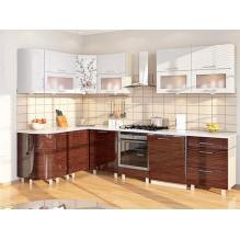Кухня КХ-162 Хай-тек 3,0х1,7 м