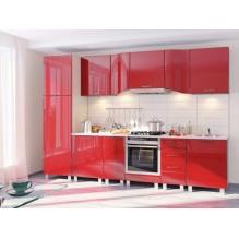 Кухня КХ-167 Хай-тек 3,2 м