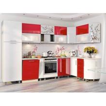 Кухня КХ-169 Хай-тек 1,7х3,2 м