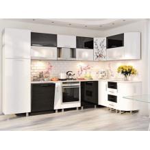 Кухня КХ-172 Хай-тек 3,2х1,7 м