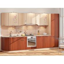Кухня КХ-255 Хай-тек 3,5 м