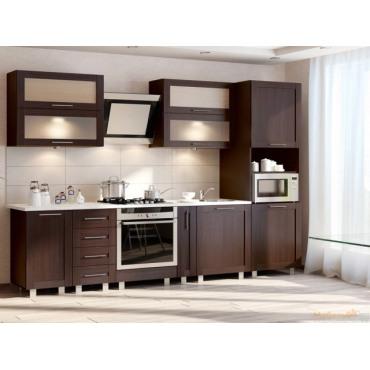 Кухня КХ-421 Престиж 2, 8 м Комфорт мебель