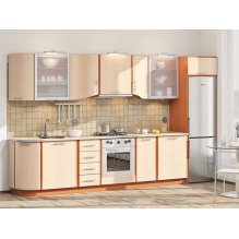 Кухня КХ-69 Софт 3,53 м