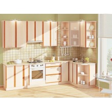 Кухня КХ-70 Софт 2,9х1,2 м