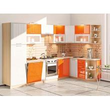 Кухня КХ-6133 Хай-тек 3,2х1,7 м
