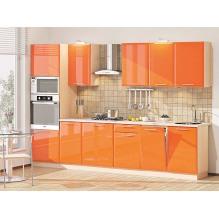 Кухня КХ-6134 Хай-тек 3,1 м