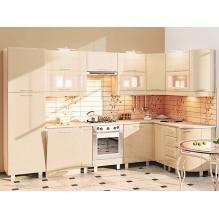 Кухня КХ-6139 Хай-тек 3,2х1,7 м