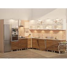 Кухня КХ-6145 Хай-тек 3,03х3,2 м