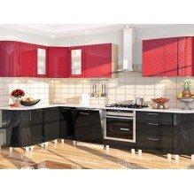Кухня КХ-166 Хай-тек 3,1х1,7 м