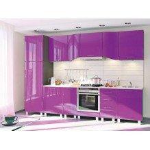 Кухня КХ-181 Хай-тек 3,2 м