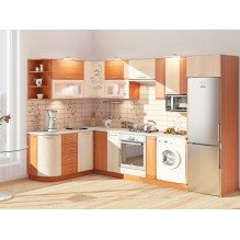 Кухня КХ-256 Хай-тек 3,23х1,7 м