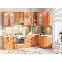 Кухня КХ-274 Волна 2,9х1,2 м
