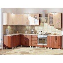 Кухня КХ-277 Волна 3,2х1,7 м