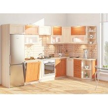 Кухня КХ-424 Престиж 3,23х1,7 м