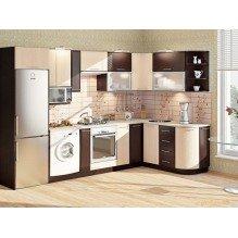 Кухня КХ-78 Софт 2,63х1,7 м