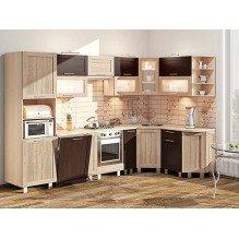 Кухня КХ-433 Престиж 3,2х1,7 м
