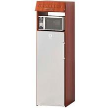 Т-3096 пенал под холодильник низ серии Сопрано