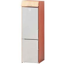 Т-2897 пенал под холодильник низ серии Волна