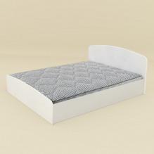 Кровать нежность 160 МДФ