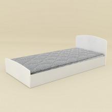 Кровать нежность 90 МДФ