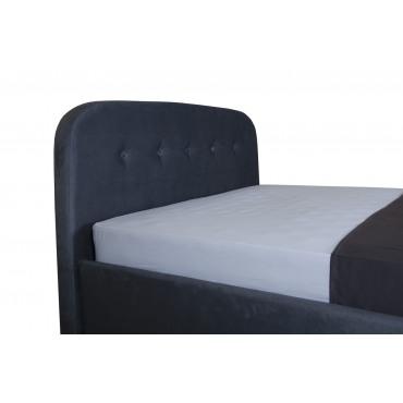 Кровать Милана двуспальная с подъемным механизмом Melbi