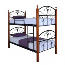 Кровать Патриция Вуд двухъярусная