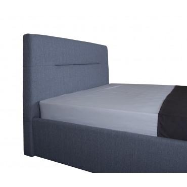 Кровать Шелли двуспальная с подъемным механизмом Melbi