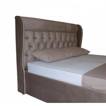 Кровать Тиффани двуспальная с подъемным механизмом Melbi