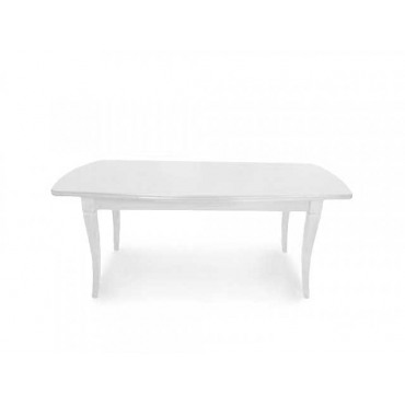 Стол Обеденный (белый) Модуль Люкс