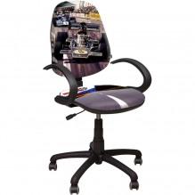 Кресло Поло 50/АМФ-5 Дизайн №1 Гонки