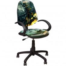 Кресло Поло 50/АМФ-5 Дизайн №2 Пираты