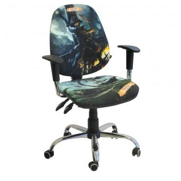 Кресло Бридж Хром Дизайн №2 Пираты AMF